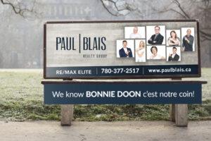 Signage Edmonton