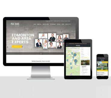 Edmonton & Calgary Web Design, Websites